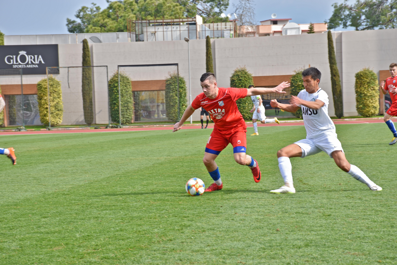 Na úvod soustředění výhra proti FC Ordabasy 3:1